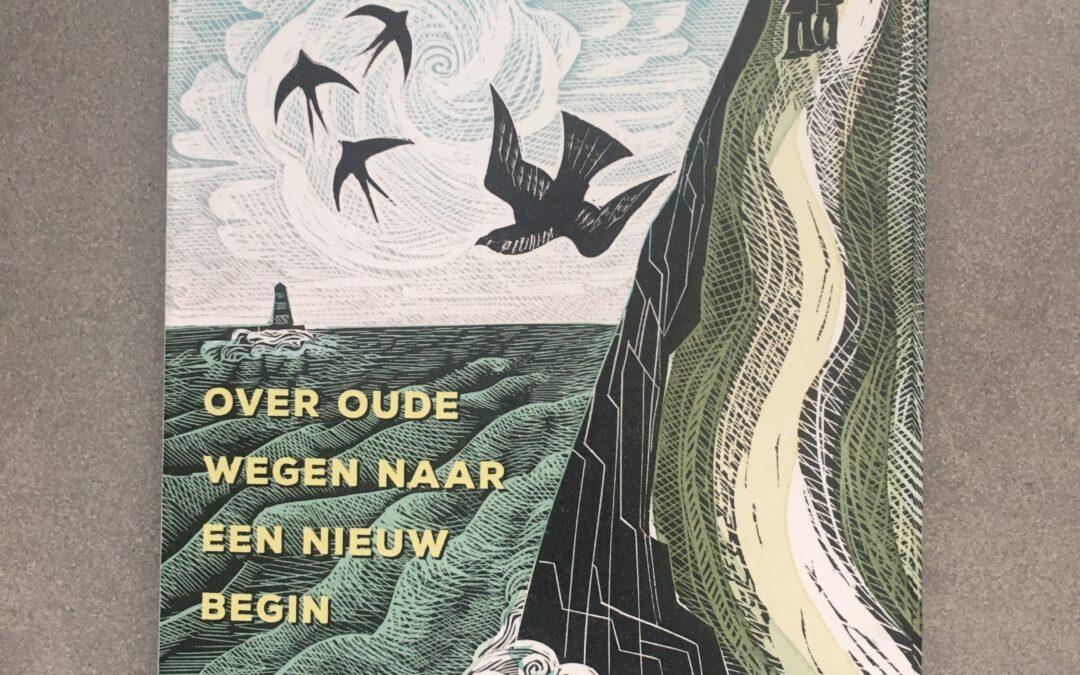 Leestip 'Het Zoutpad'  over oude wegen naar een nieuw begin
